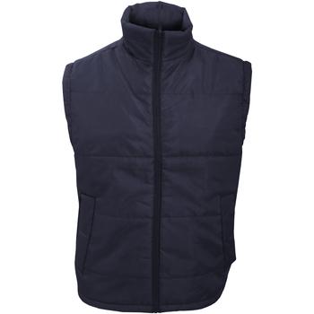 Kleidung Herren Strickjacken Result Windproof Marineblau