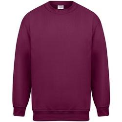 Kleidung Herren Sweatshirts Absolute Apparel Magnum Burgunder