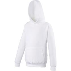 Kleidung Kinder Sweatshirts Awdis JH01J Schneeweiß