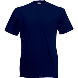 Kleidung Herren T-Shirts Universal Textiles 61036 Mitternacht Blau
