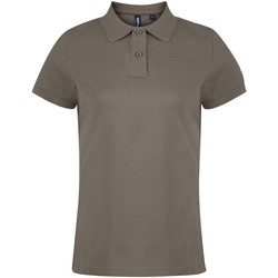 Kleidung Damen Polohemden Asquith & Fox  Schiefer