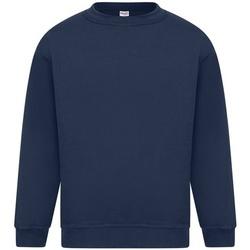 Kleidung Herren Sweatshirts Absolute Apparel Sterling Marineblau