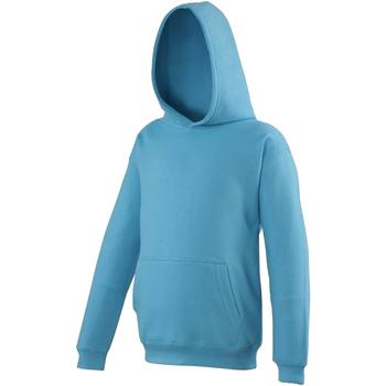 Kleidung Kinder Sweatshirts Awdis JH01J Hawaii Blau