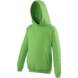 Kleidung Kinder Sweatshirts Awdis JH01J Limette