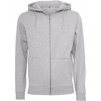 Kleidung Herren Sweatshirts Build Your Brand BY012 Grau meliert