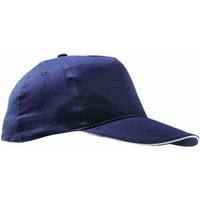 Accessoires Schirmmütze Sols Sunny Marineblau/Weiß