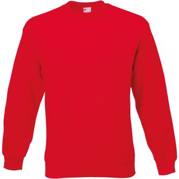 Kleidung Herren Sweatshirts Universal Textiles 62202 Rot