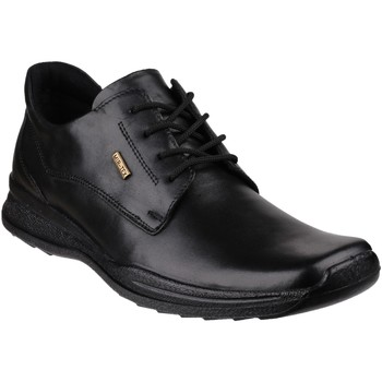 Schuhe Herren Derby-Schuhe Cotswold Dudley Schwarz