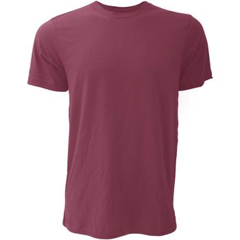 Kleidung Herren T-Shirts Bella + Canvas CA3001 Kastanie