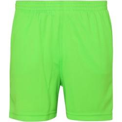Kleidung Kinder Shorts / Bermudas Awdis JC80J Elektrik Grün