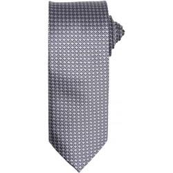Kleidung Herren Krawatte und Accessoires Premier Puppy Silber
