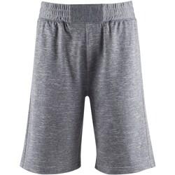 Kleidung Herren Shorts / Bermudas Tombo Teamsport Combat Grau meliert