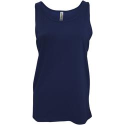 Kleidung Damen Tops Bella + Canvas CA3480 Marineblau