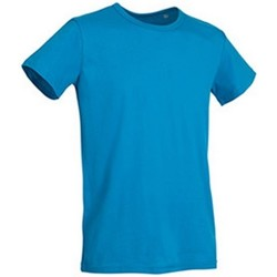 Kleidung Herren T-Shirts Stedman Stars Stars Hawaii Blau