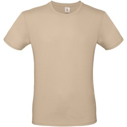 Kleidung Herren T-Shirts B And C TU01T Sand