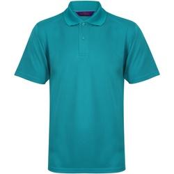 Kleidung Herren Polohemden Henbury HB475 Jade