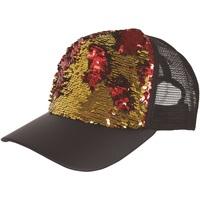 Accessoires Schirmmütze Bristol Novelty  Gold/Rot