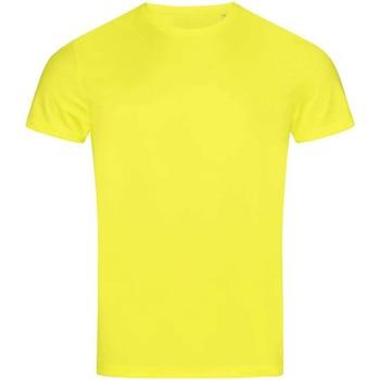 Kleidung Herren T-Shirts Stedman  Cyber Gelb