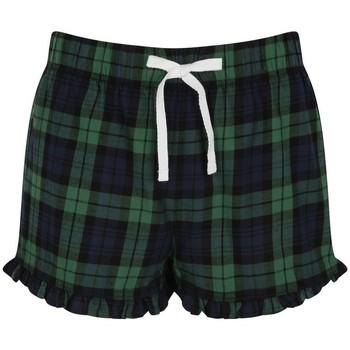 Kleidung Damen Shorts / Bermudas Skinni Fit SK082 Grün