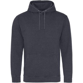 Kleidung Sweatshirts Awdis Washed Marineblau