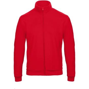 Kleidung Sweatshirts B And C ID.206 Rot