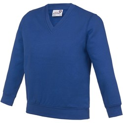 Kleidung Kinder Sweatshirts Awdis AC03J Tiefes Royal