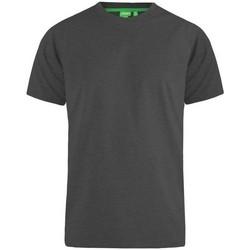Kleidung Herren T-Shirts Duke Flyers-2 Anthrazit meliert
