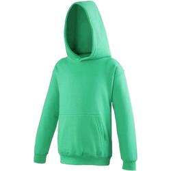 Kleidung Kinder Sweatshirts Awdis JH01J Kellygrün