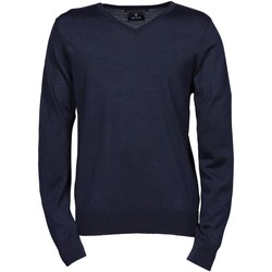 Kleidung Herren Pullover Tee Jays TJ6001 Marine blau