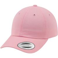 Accessoires Herren Schirmmütze Yupoong  Pink