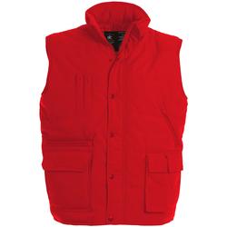 Kleidung Herren Strickjacken B And C Explorer Rot