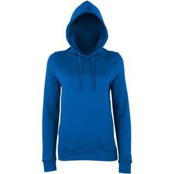 Kleidung Damen Sweatshirts Awdis Girlie Königsblau