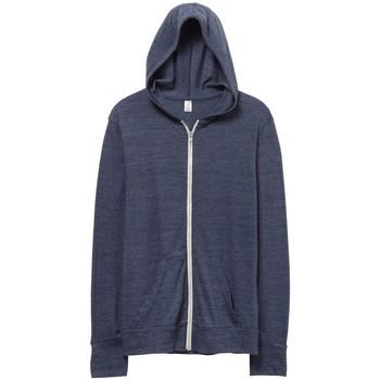 Kleidung Herren Sweatshirts Alternative Apparel AT002 Eco Echt Marineblau