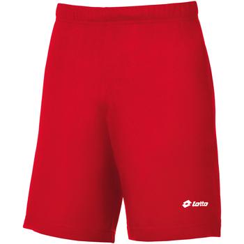 Kleidung Jungen Shorts / Bermudas Lotto Omega Signalrot