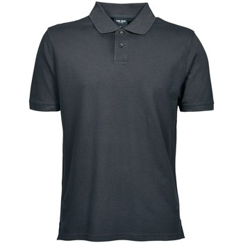 Kleidung Herren Polohemden Tee Jays TJ1400 Dunkelgrau