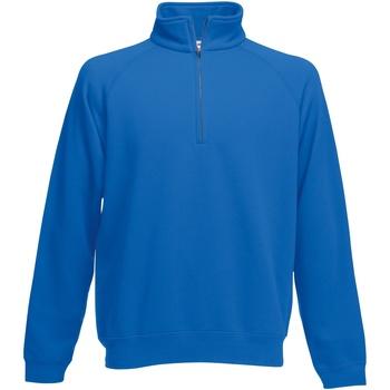 Kleidung Herren Sweatshirts Fruit Of The Loom SS830 Königsblau