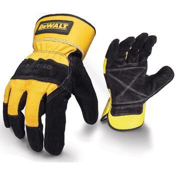 Accessoires Handschuhe Dewalt  Schwarz/Gelb