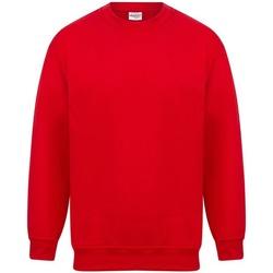 Kleidung Herren Sweatshirts Absolute Apparel Magnum Rot