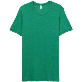 Kleidung Herren T-Shirts Alternative Apparel AT001 Eco-Grün