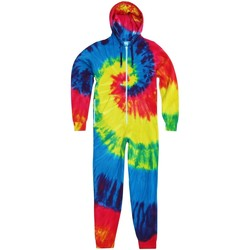 Kleidung Kinder Overalls / Latzhosen Colortone TD36B Regenbogen