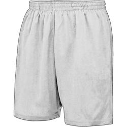Kleidung Kinder Shorts / Bermudas Awdis Just Cool Schneeweiß