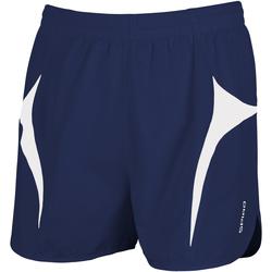 Kleidung Herren Shorts / Bermudas Spiro S183X Marineblau/Weiß