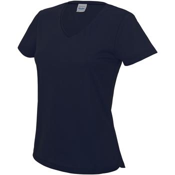 Kleidung Damen T-Shirts Awdis JC006 Marineblau