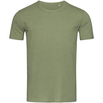 Kleidung Herren T-Shirts Stedman Stars Morgan Militär Grün