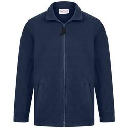 Kleidung Herren Fleecepullover Absolute Apparel  Marineblau