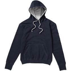 Kleidung Herren Sweatshirts Sg SG24 Marineblau/Hellgrau