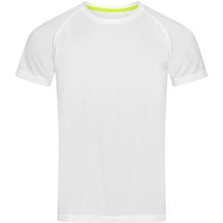 Kleidung Herren T-Shirts Stedman  Weiß