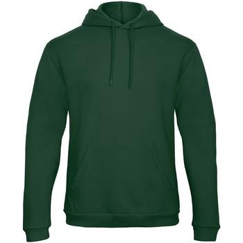 Kleidung Sweatshirts B And C ID. 203 Flaschengrün