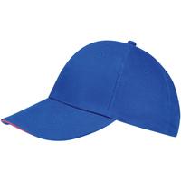 Accessoires Schirmmütze Sols Buffalo Royal Blau/Neon Koralle