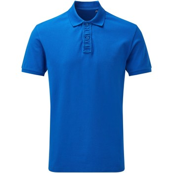 Kleidung Herren Polohemden Asquith & Fox Infinity Blau